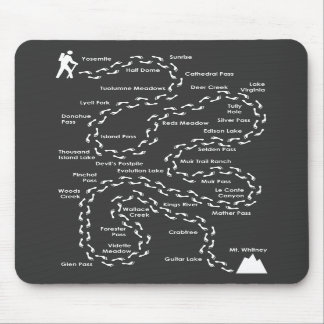 Rastro Mousepad de John Muir