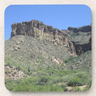 Rastro rocoso de Apache Posavasos De Bebidas