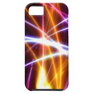 Rastros de la luz iPhone 5 carcasas