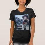 rastros de mi camiseta del faery del steampunk de