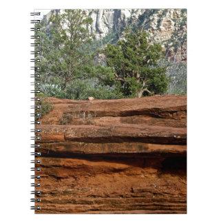 Rastros de montaña de Sedona Cuadernos
