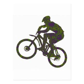 Rastros de Washington de la bici Postal