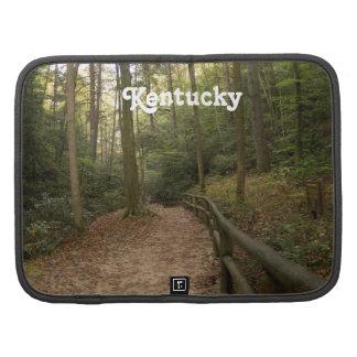 Rastros del caballo de Kentucky Organizadores