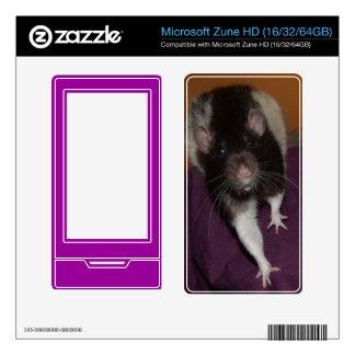 rat 1 Microsoft Zune HD Zune HD Skin
