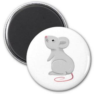 rat 2 inch round magnet