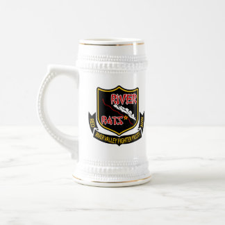 RAT A-10 Beer Stein  - (light color) 18 Oz Beer Stein