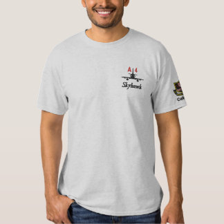 RAT A-4 Tee with Callsign Embroidered