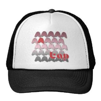Rat-a-tat Taps Trucker Hat