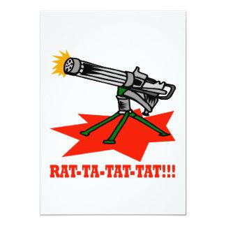 Rat A Tat Tat Card