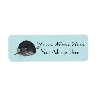 Rat Address Labels