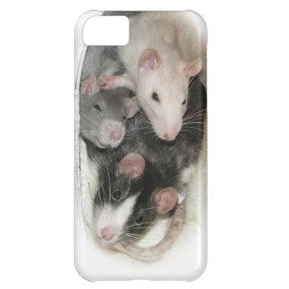 Rat Besties iPhone cover iPhone 5C Cases