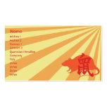 Rat - Business Business Card Templates