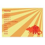 Rat Business Cards