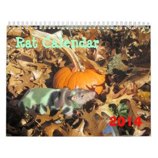 Rat Calendar