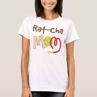 Rat-Cha Dog Breed Mom Gift T-Shirt