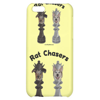 Rat Chasers Chess Dogs iPhone 5C Covers