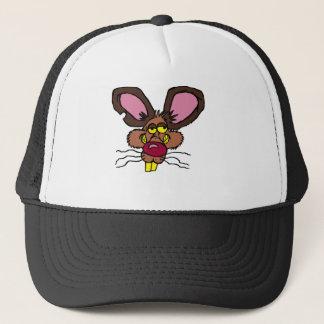 RAT COLOR NO BACKGROUND TRUCKER HAT