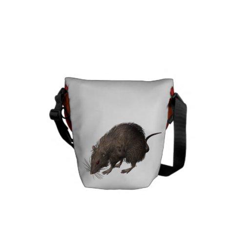 Rat Courier Bag