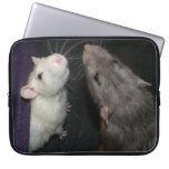 rat encounter Laptop Sleeve
