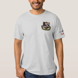 RAT F-5 Tee with Callsign Embroidered