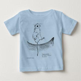 rat falling story baby T-Shirt