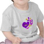 Rat Heart Tee Shirts