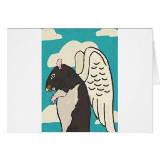 Rat heaven card
