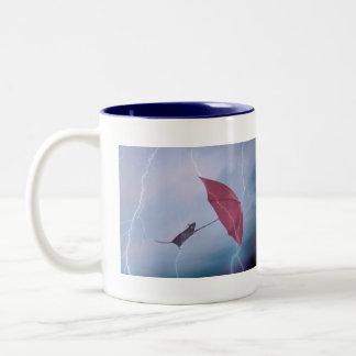 Rat In A Storm Mug