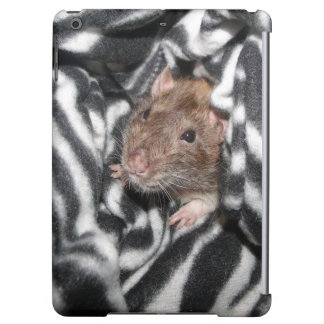 rat in blanket iPad Air Savvy case iPad Air Cover