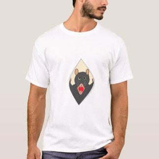 Rat In t shirt