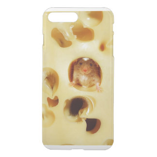 rat is eating cheese iPhone 8 plus/7 plus case
