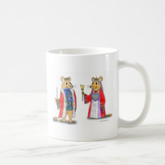 Rat King and Queen of Hearts Mug