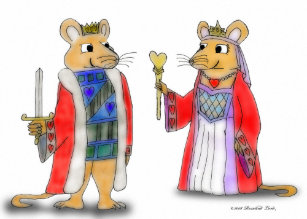 King And Queen Valentine Gifts on Zazzle