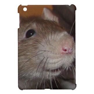 rat laughing iPad mini case