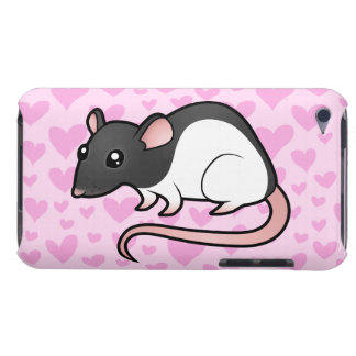 Rat Love Case-Mate iPod Touch Case