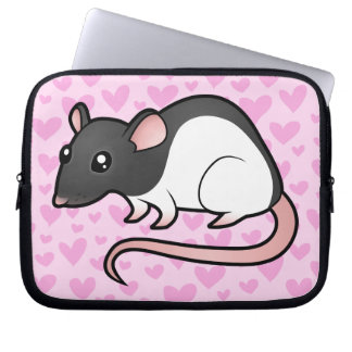 Rat Love Computer Sleeve