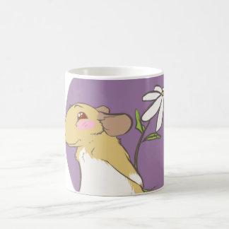 Rat Love Flower-1 Mug