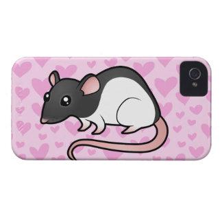 Rat Love iPhone 4 Cover
