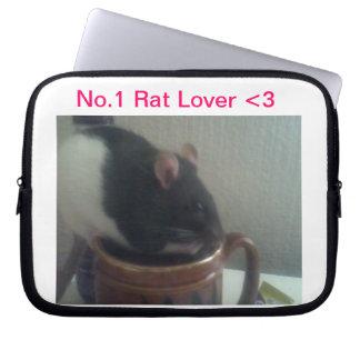 Rat Lover Laptop Case