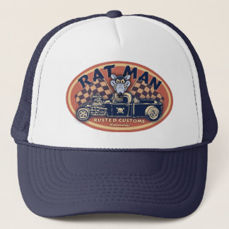 Rat Man II -ov Trucker Hat
