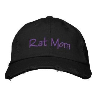 Rat Mom Baseball Cap