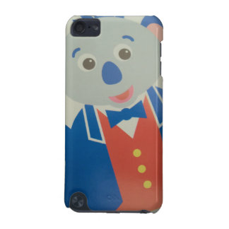 rat musician iPod touch (5th generation) case