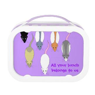 rat pack lunch box yubo lunch box