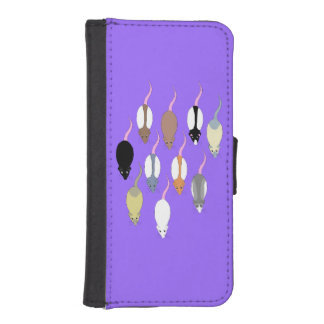 rat pack phone wallet case