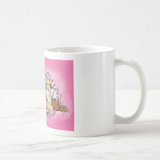 rat pile coffee mug