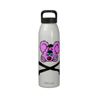Rat Poison Reusable Water Bottles