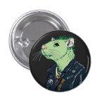 Rat Punk™ 1 Inch Round Button