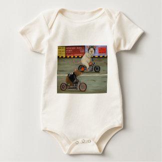 Rat Race 3 Motorcycle Race Baby Creeper