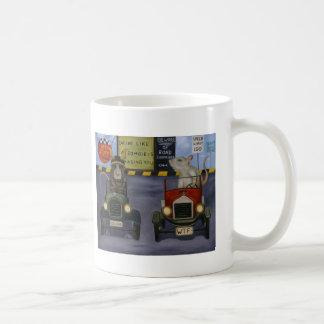 Rat Race 4 Coffee Mug