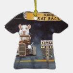 Rat Race Christmas Tree Ornaments